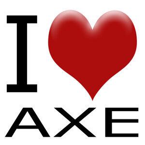 I love AXE