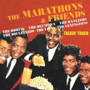 The Marathons & Friends-Talkin' Trash