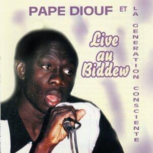 Pape Diouf Live au Biddew