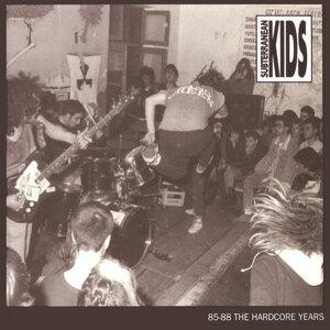 85-88 The Hardcore Years