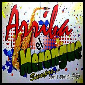 Arriba el Merengue Siempre (2011-2012CD)