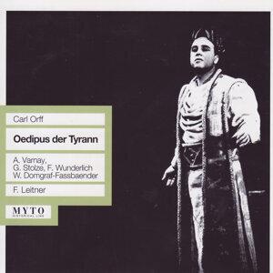 Orff: Oedipus der Tyrann