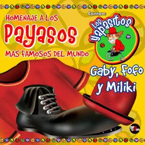 Homenaje a los Payasos mas Famosos del Mundo Gaby, Fofo y Miliki