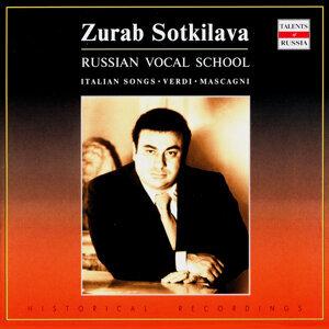 Russian Vocal School. Zurab Sotkilava - vol.2