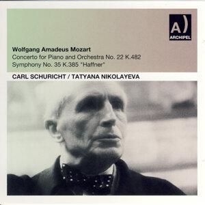 Piano Concerto No. 22, Symphony No. 35