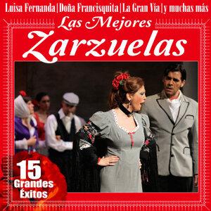 The Very Best Zarzuelas In Madrid. Vol 1