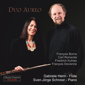 Duo Aureo - Borne, Reinecke, Kuhlau, Devienne