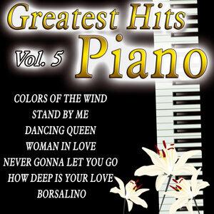 Greatest Hits Piano Vol.5