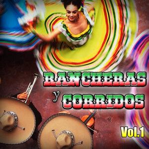 Viva Mexico. Rancheras Y Corridos Vol.1