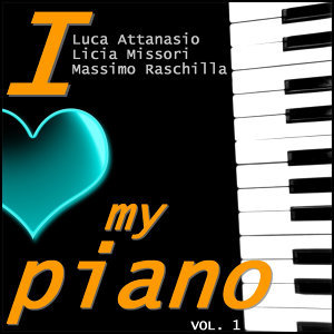I Love My Piano - Vol. 1