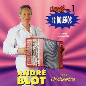 Danses Vol. 1 : 12 Boléros A L'accordéon