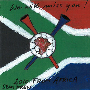 2010 From Africa We Will Miss You