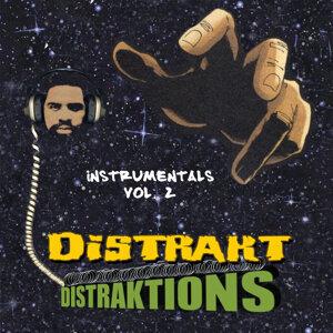 Distraktions Instrumentals Vol 2