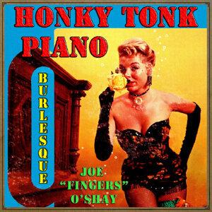 Vintage Honky Tonk Piano Burlesque