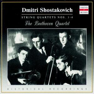 Russian Chamber Music: Dmitri Shostakovich, Vol. 1