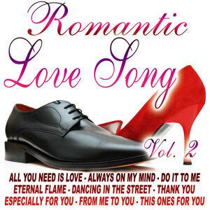 Romantic Love Songs Vol.2