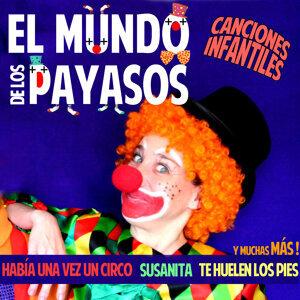 14 Canciones Infantiles Del Loco Mundo De Los Payasos