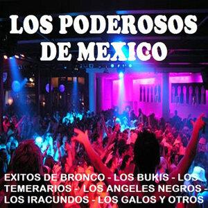Los poderosos de Mexico (Exitos de Bronco - Los bukis - Los temerarios - Los Angeles negros - Los iracundos - Los galos y otros)