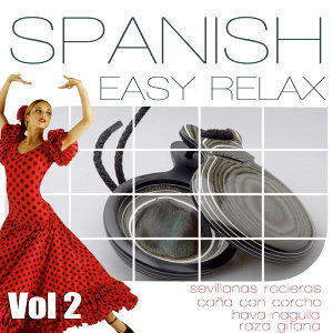 Easy Relaxation Ambient Music. Floute, Spanish Guitar And Flamenco Compas. Vol 2
