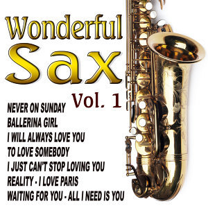 Wonderful Sax vol.1
