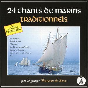 24 Chants De Marins Traditionnels