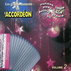 Les Grands Moments De L'accordéon Vol. 2 (Danses Enchaînées)