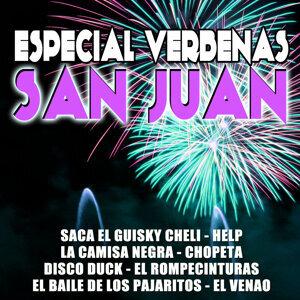 San Juan Especial Verbenas
