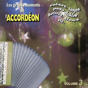 Les Grands Moments De L'accordéon Vol. 3 (Danses Enchaînées)