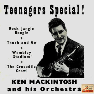 Vintage Dance Orchestras No. 194 - EP: Teenagers Special!