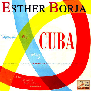 Vintage Cuba No. 106 - EP: Rapsodia De Cuba