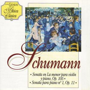 Sonatas para Piano y Violín de Schumann