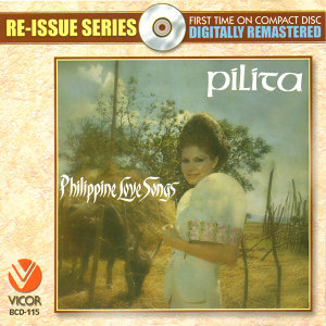 Re-issue series: Philippine love songs
