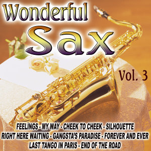 Wonderful Sax Vol.3