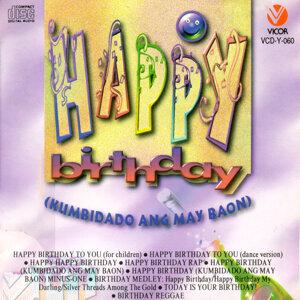 Happy birthday kumbidado ang may baon