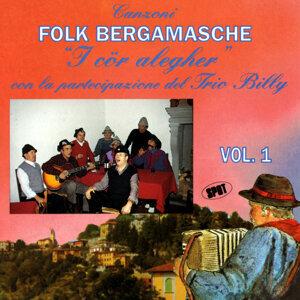 Canzoni folk bergamasche vol.1