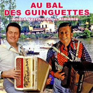 Au Bal Des Guinguettes (André Verchuren Et Aimable)