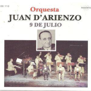 Orquesta Juan D' arienzo -  9 de Julio