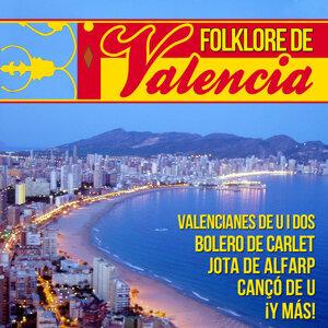 Folklore de Valencia. Costas Azahar, Valencia, Blanca