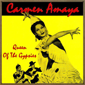 Vintage Flamenco Dance No. 12 - LP: Queen Of The Gypsies