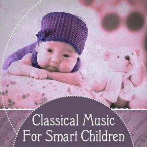 Classical Music For Smart Children – Classical Music for Babies to Stimulate Brain Development, Einstein Bright Effect