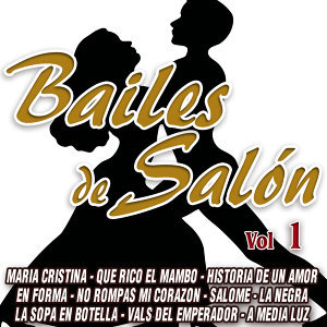 Bailes De Salon Vol.2