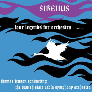Sibelius Four Legends For Orchestra