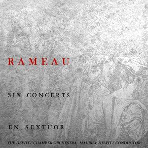 Rameau Six Concerts En Sextuor