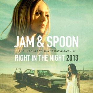 Right in the Night 2013 [feat. Plavka vs. David May & Amfree] (Remixes) - Remixes
