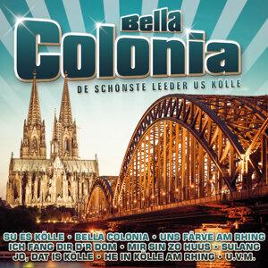 Bella Colonia - De schönste Leeder us Kölle