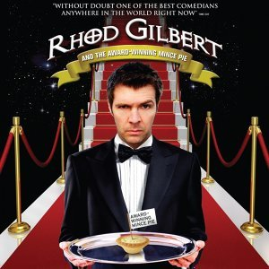 Rhod Gilbert and the Award-Winning Mince Pie