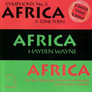 Hayden Wayne-Symphony #6-AFRICA (a tone poem)