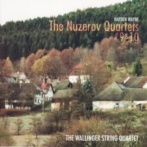 Hayden Wayne-The Nuzerov Quartets #9 & 10