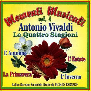 Momenti Musicali Vol. 4 Antonio Vivaldi Le Quattro Stagioni