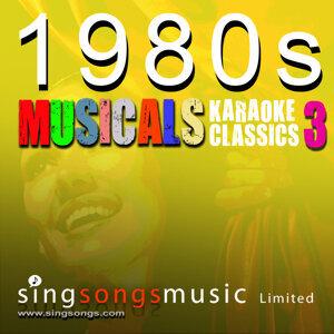 1980s Musicals - Karaoke Classics Volume 3
